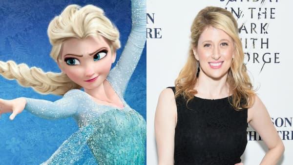 """Caissie Levy incarnera Elsa dans la comédie musicale """"La Reine des Neiges"""" à Broadway"""