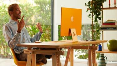 L'iMac 24 pouces d'Apple