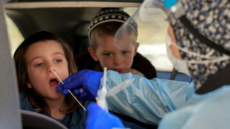pourquoi Israël en vient à imposer un pass sanitaire aux enfants dès 3 ans?