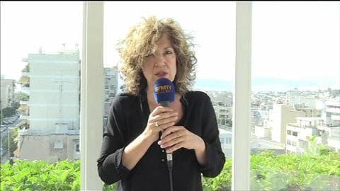 """""""Le gouvernement grec est allé avec des propositions concrètes à l'Eurogroupe"""", soutient Sia Anagnostopoulou"""