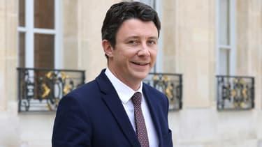 Benjamin Griveaux, le porte-parole du gouvernement.