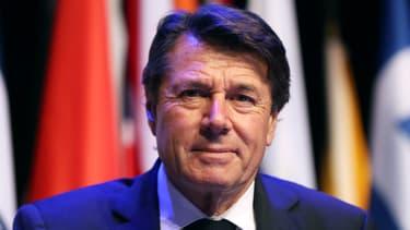 Élu maire de Nice pour la première fois en 2008, M. Estrosi avait été réélu en 2014