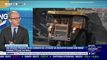 Benaouda Abdeddaïm : Un grand producteur chinois de lithium va investir dans une mine prometteuse au Mali - 17/06