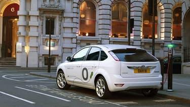 En 2020, les véhicules électriques pourraient représenter 40% des immatriculations de Ford contre 13% actuellement.