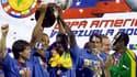 Double vainqueur de la Copa America en 2004 et 2007, le Brésil tentera la passe trois en Argentine
