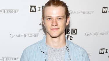 L'acteur Lucas Till en juillet 2014.