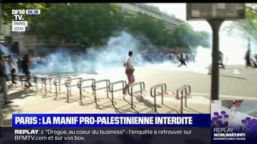 La préfecture de police interdit la manifestation pour la Palestine prévue samedi à Paris