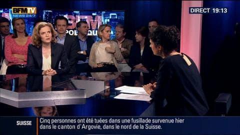 """Nathalie Kosciusko-Morizet dans BFM Politique: """"Affaire des écoutes de Nicolas Sarkozy: """"Il faut respecter la conversation entre un avocat et son client"""""""