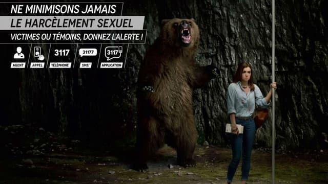Une campagne contre le harcèlement est lancée dans les transports franciliens
