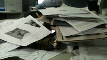 Un salarié consomme en moyenne 3 ramettes de papier par mois, dont seulement un tiers est recyclé.