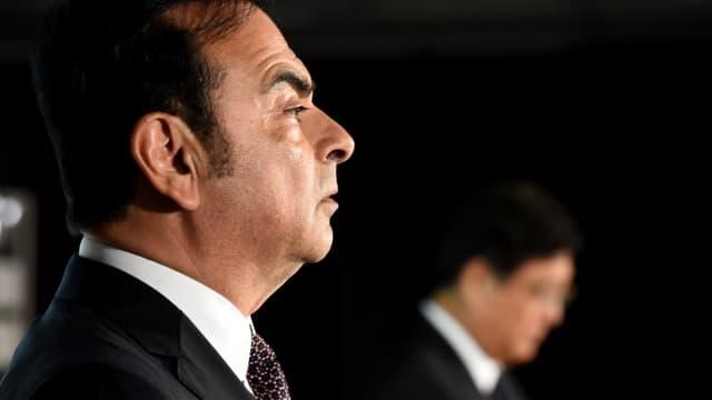 Le PDG de Renault est détenu depuis le 19 novembre dernier.