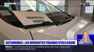 Automobile: les Nordistes friands de véhicules d'occasion