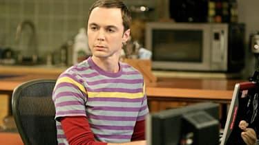 """Sheldon Cooper, l'un des héros de la série """"The Big Bang Theory"""""""