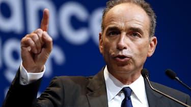 Jean-François Copé, ici le 21 mai à Paris, s'est exprimé à quelques jours des éelections européennes.