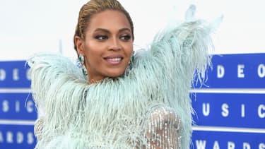 Beyoncé en août 2016 aux MTV Video Music Awards