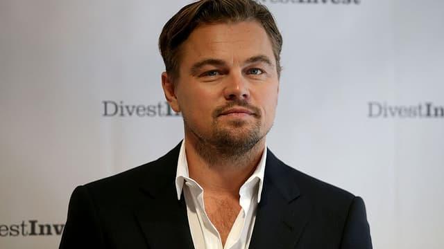 Leonardo DiCaprio en septembre 2015.