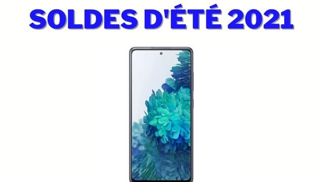 Samsung : le Galaxy S20 FE voit son prix chuter sur La Redoute pendant les soldes