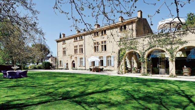 Pierre Gattaz voudrait acheter le château de Sannes
