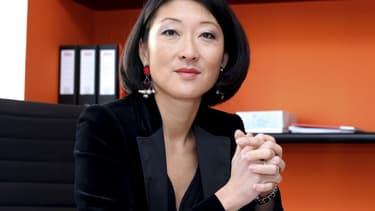 L'ancienne ministre Fleur Pellerin est désormais présidente du festival Canneséries.