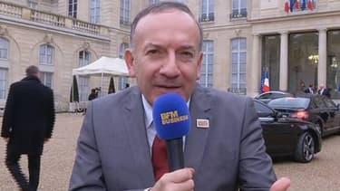 Pierre Gattaz a réagi aux annonces de François Hollande,ce mardi 21 janvier.