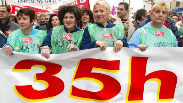 65% des Français veulent conserver la durée légale du temps de travail