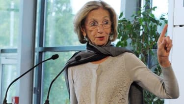 Nicole Bricq, la ministre du Commerce extérieur, a annoncé que le déficit commercial français s'était réduit en 2013.