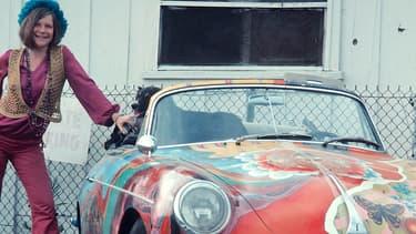 Ce modèle personnalisé a été acheté par la star en 1968 pour 3.500 dollars. Ses propriétaires en espèrent aujourd'hui au moins 400.000 dollars.