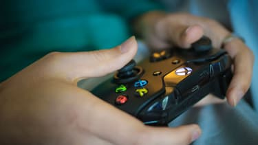 Aidan Jackson, 17 ans, a fait une crise d'épilepsie en pleine partie de jeu vidéo en ligne.
