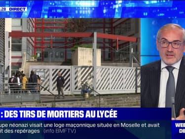 """Arnaud Pericard, maire de Saint-Germain-en-Laye: """"Je crois qu'il n'y a pas une ville de France qui n'a pas connu de tirs de mortiers"""""""
