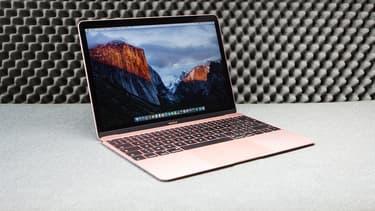 Le nouveau MacBook d'Apple
