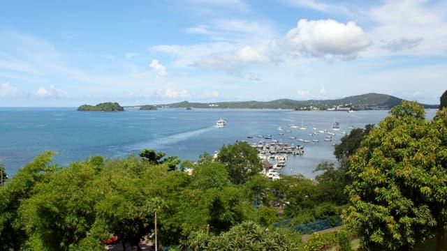 Le port de Mamoudzou à Mayotte (photo d'illustration)