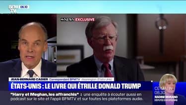 John Bolton, l'ancien conseiller de Donald Trump, étrille le président dans un livre