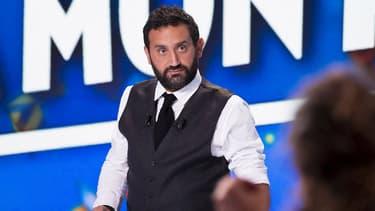 Cyril Hanouna, présentateur de Touche Pas à Mon Poste