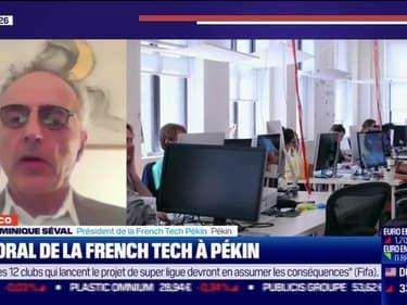 Chine Éco : Le moral de la french tech à Pékin par Erwan Morice - 20/04