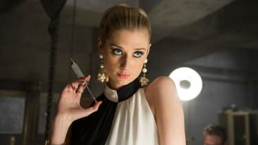 "Elizabeth Debicki dans ""Agents très spéciaux - Code U.N.C.L.E"""