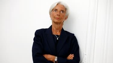 Christine Lagarde se prononce pour l'instauration d'une taxe carbone.