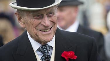Le prince Philip le 16 mai 2017.