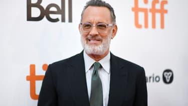 Tom Hanks en septembre 2019