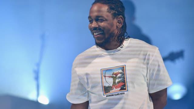 Kendrick Lamar, le 16 décembre 2016