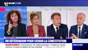 Story 4: Un référendum pour verdir la Constitution - 14/07