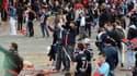 Pour le PSG, la responsabilité des incidents au Trocadéro est partagée.