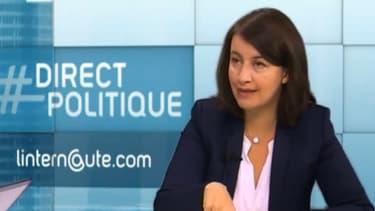 Cécile Duflot invitée de DirectPolitique ce mardi.