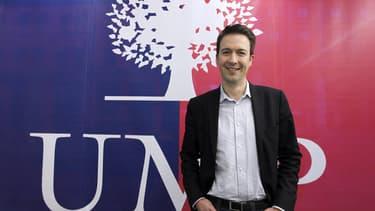Guillaume Peltier, vice-président de l'UMP.