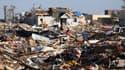 Le 18 novembre 2013, les restes de la ville de Whasington dans l'Illinois, après le passage d'une tornade.