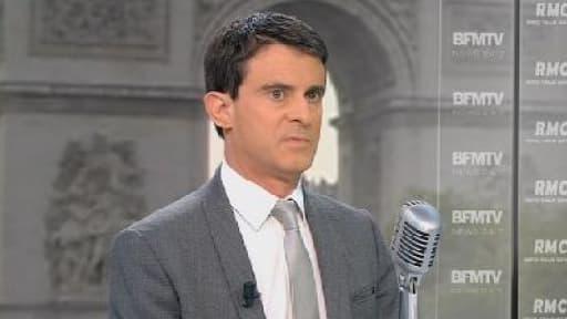 Manuel Valls était l'invité de BFMTV et RMC ce 2 juillet