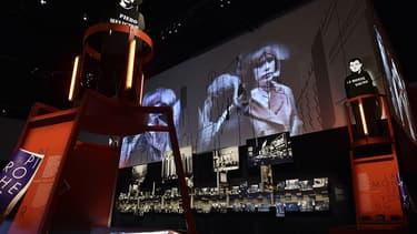 L'exposition sur le Velvet Underground à la Philharmonie de Paris.