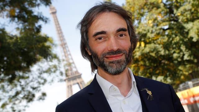 Cédric Villani, candidat aux élections municipales à Paris