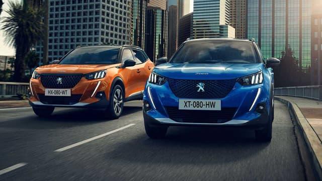 Le nouveau SUV Peugeot 2008 à tout pour séduire... y compris la clientèle d'autres modèles approchants, comme le 3008 à qui il ressemble beaucoup.