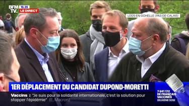 """Éric Dupond-Moretti: """"À chaque fois qu'il y a un drame dans ce pays, le Front national engrange, c'est insupportable"""""""