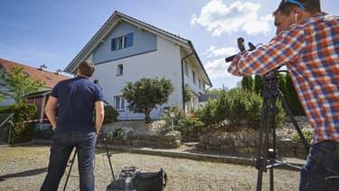 Une fusillade a éclaté, samedi soir à Würenlingen, en Suisse. (Photo d'illustration)